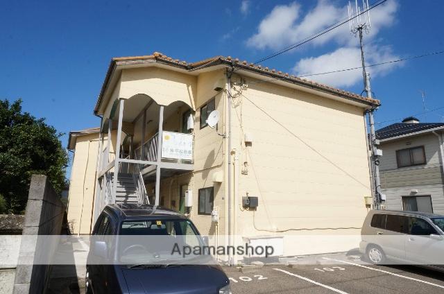 新潟県新潟市中央区、新潟駅徒歩47分の築31年 2階建の賃貸アパート