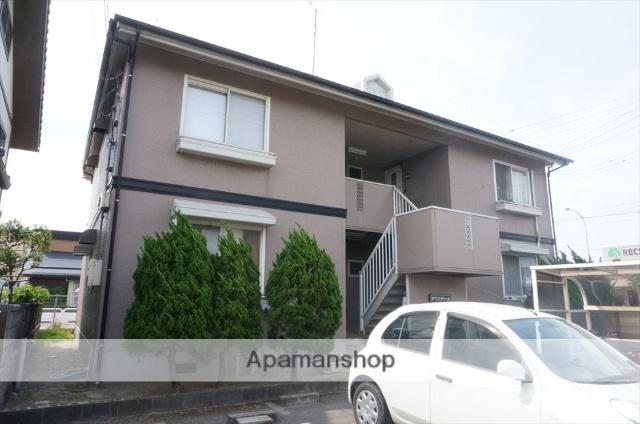 新潟県新潟市中央区、新潟駅徒歩39分の築28年 2階建の賃貸アパート