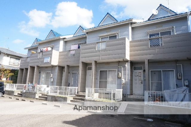 新潟県新潟市中央区、新潟駅徒歩37分の築25年 2階建の賃貸アパート