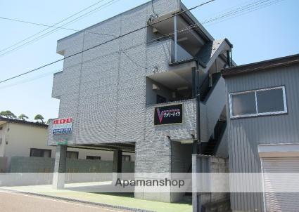 新潟県上越市、高田駅徒歩26分の築13年 3階建の賃貸アパート