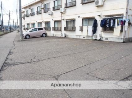 カーサ青山Ⅰ[2DK/49.21m2]の駐車場