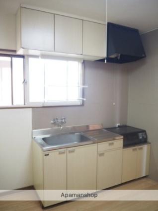 カーサ青山Ⅰ[2DK/49.21m2]のキッチン