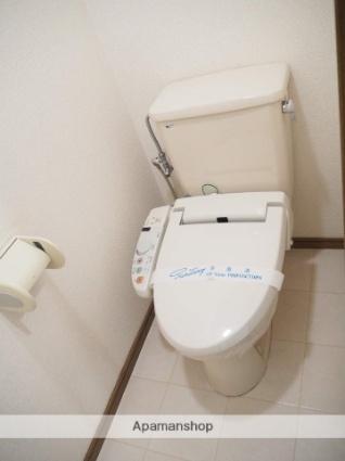 カーサ青山Ⅰ[2DK/49.21m2]のトイレ