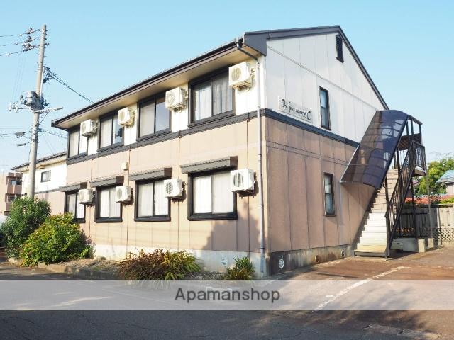 新潟県上越市、高田駅徒歩50分の築19年 2階建の賃貸アパート