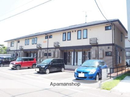 新潟県上越市、直江津駅徒歩23分の築3年 2階建の賃貸アパート