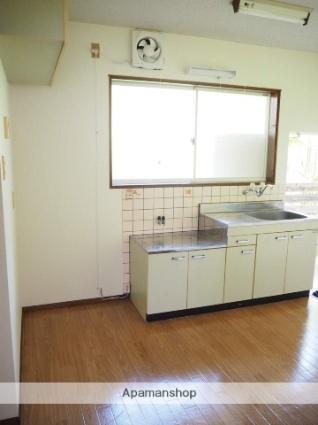 メゾングリーンヒル[2DK/38.83m2]のキッチン