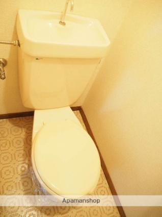 メゾングリーンヒル[2DK/38.83m2]のトイレ
