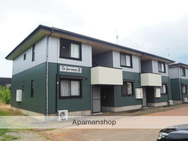 新潟県上越市、高田駅徒歩48分の築18年 2階建の賃貸アパート