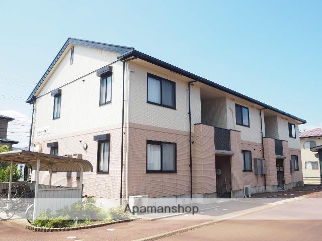 新潟県上越市、高田駅徒歩28分の築18年 2階建の賃貸アパート