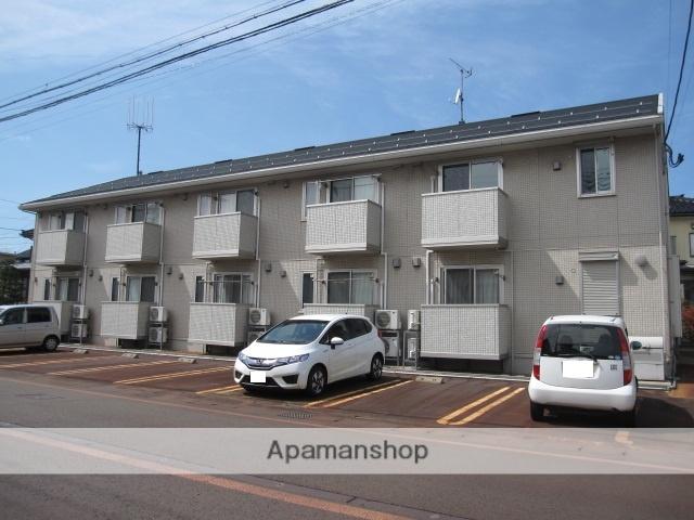 新潟県上越市、直江津駅徒歩12分の築4年 2階建の賃貸アパート