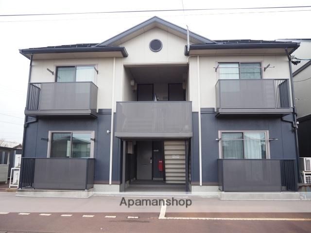 新潟県上越市、直江津駅徒歩6分の築14年 2階建の賃貸アパート