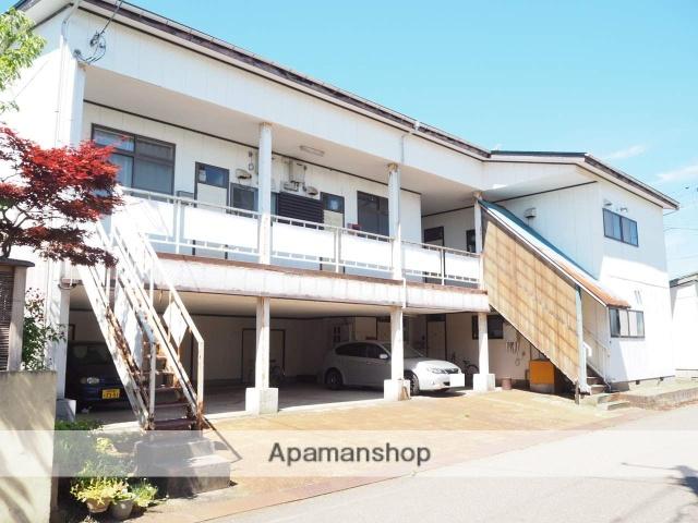 新潟県上越市、直江津駅徒歩15分の築29年 2階建の賃貸アパート