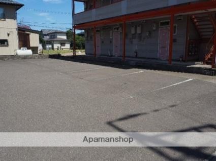 エタニティー[1K/24.84m2]の駐車場