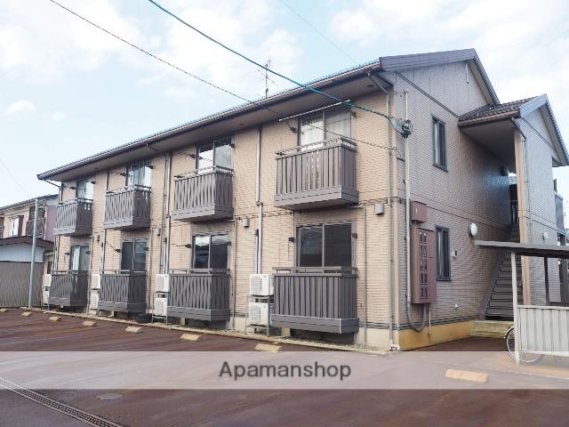 新潟県上越市、高田駅徒歩12分の築10年 2階建の賃貸アパート