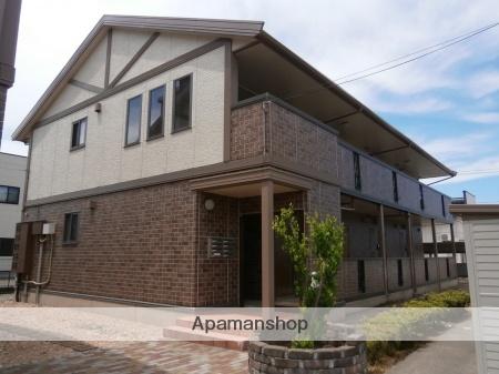 新潟県上越市、春日山駅徒歩30分の築10年 2階建の賃貸アパート