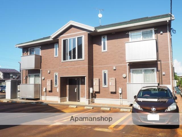 新潟県上越市、春日山駅徒歩13分の築3年 2階建の賃貸アパート