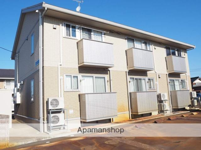 新潟県上越市、黒井駅徒歩43分の築4年 2階建の賃貸アパート