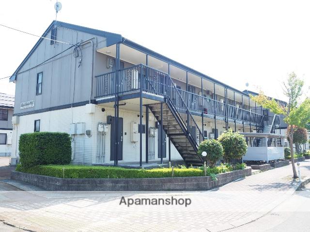 新潟県上越市、高田駅徒歩50分の築20年 2階建の賃貸アパート