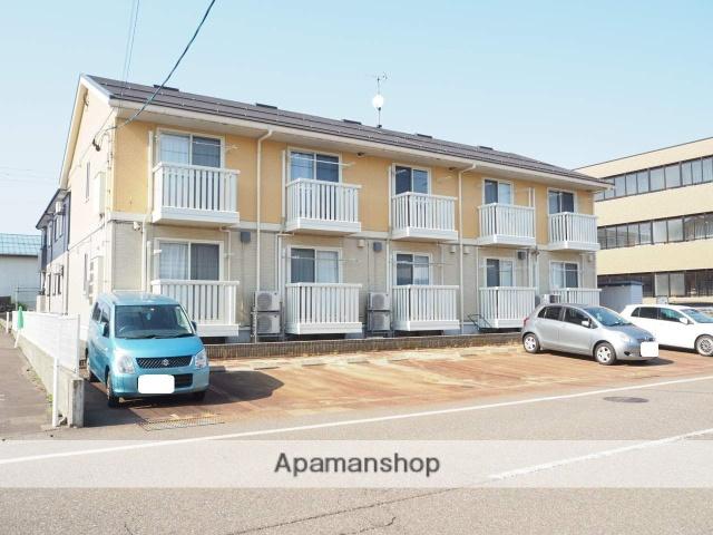 新潟県上越市、春日山駅徒歩7分の築10年 2階建の賃貸アパート