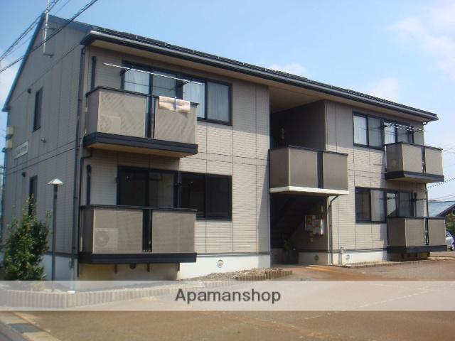 新潟県上越市、南高田駅徒歩11分の築16年 2階建の賃貸アパート