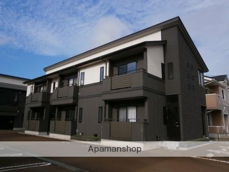 新潟県上越市、春日山駅徒歩13分の築9年 2階建の賃貸アパート