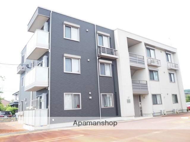 新潟県上越市、春日山駅徒歩15分の新築 3階建の賃貸アパート