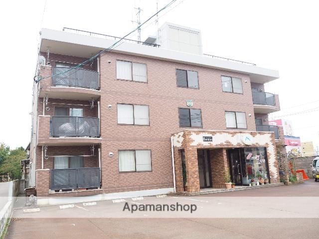 新潟県上越市、高田駅徒歩23分の築14年 3階建の賃貸マンション