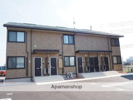 新潟県上越市、黒井駅徒歩2分の新築 2階建の賃貸アパート