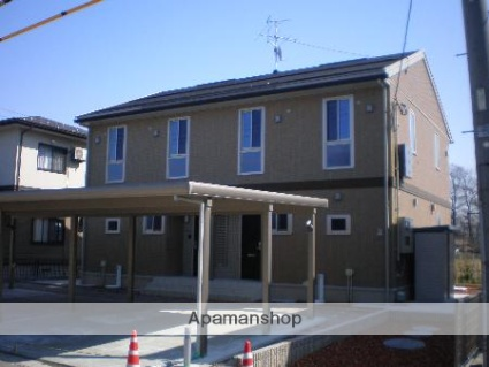 新潟県上越市、黒井駅徒歩32分の築7年 2階建の賃貸テラスハウス