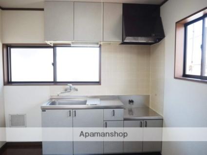 ハイツツインバード[2DK/48.27m2]のキッチン