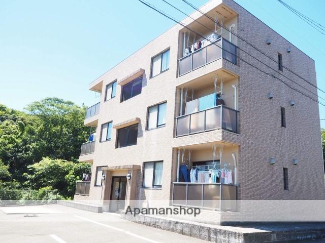 新潟県上越市、直江津駅徒歩11分の築14年 3階建の賃貸マンション