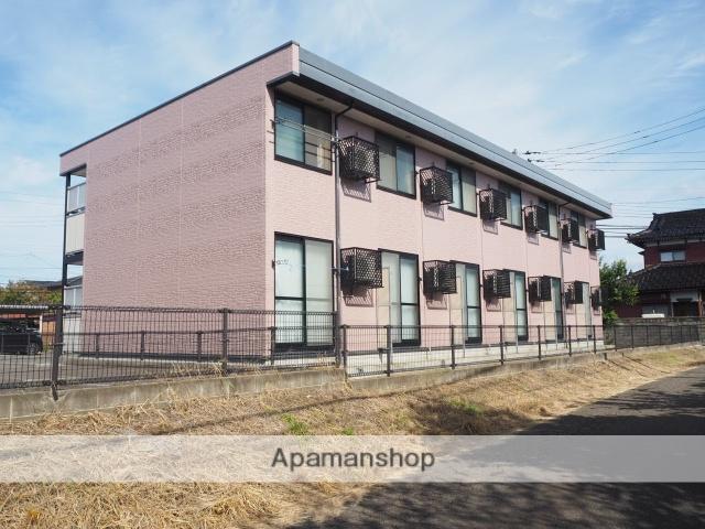 新潟県上越市、春日山駅徒歩31分の築12年 2階建の賃貸アパート