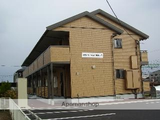 新潟県上越市、黒井駅徒歩1分の築10年 2階建の賃貸アパート