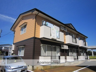 新潟県上越市、上越妙高駅徒歩21分の築19年 2階建の賃貸アパート