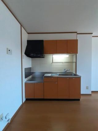 エクセール真砂B[2LDK/60.19m2]のキッチン