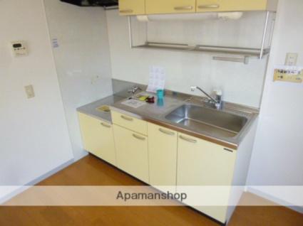 アクティブ[2LDK/58.13m2]のキッチン