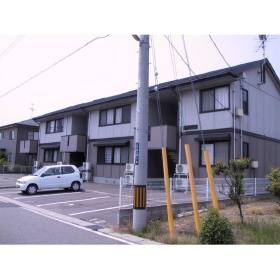 新潟県新潟市西区ときめき西2丁目[1K/28.53m2]の外観1