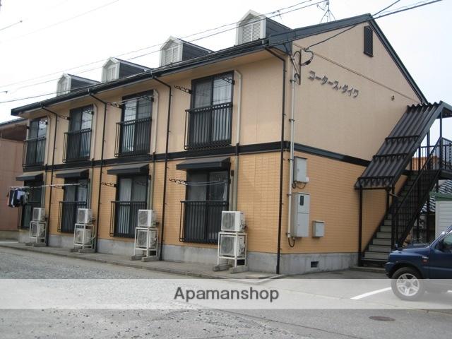 富山県富山市、安野屋駅徒歩17分の築22年 2階建の賃貸マンション