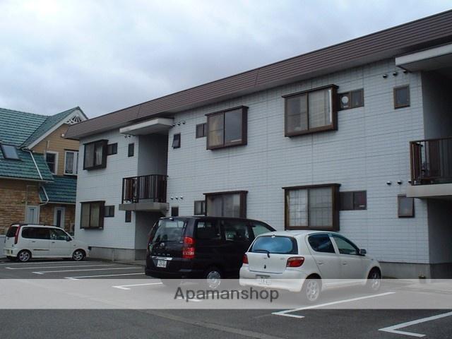 富山県富山市の築26年 2階建の賃貸マンション