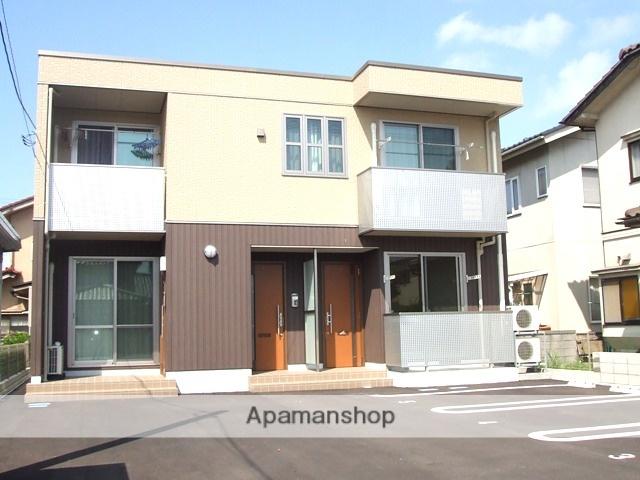 富山県射水市、越中大門駅徒歩22分の築9年 2階建の賃貸アパート