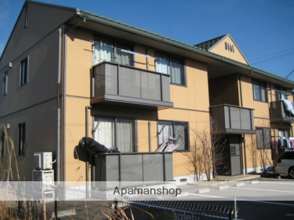 富山県富山市、大学前駅徒歩20分の築11年 2階建の賃貸アパート