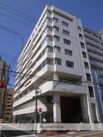 富山県富山市、富山駅徒歩1分の築37年 9階建の賃貸マンション