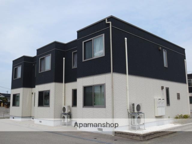 富山県富山市、上堀駅徒歩9分の築9年 2階建の賃貸アパート