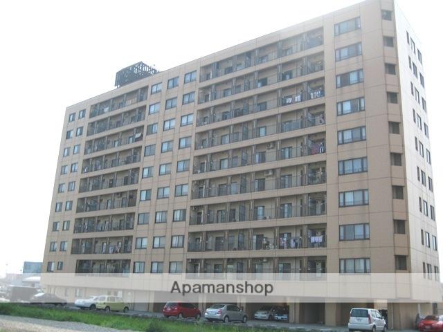 富山県富山市の築27年 10階建の賃貸マンション