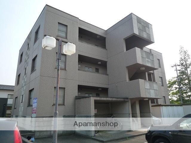 富山県富山市、堀川小泉駅徒歩7分の築26年 3階建の賃貸マンション