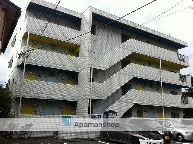 富山県富山市、南富山駅徒歩19分の築28年 4階建の賃貸マンション