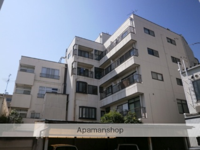 富山県富山市、新富町駅徒歩2分の築29年 5階建の賃貸マンション