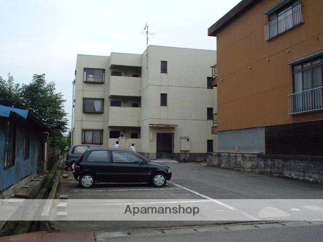 富山県富山市、速星駅徒歩2分の築27年 3階建の賃貸マンション