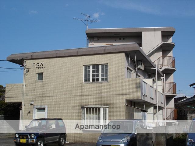 富山県富山市、朝菜町駅徒歩7分の築28年 4階建の賃貸マンション
