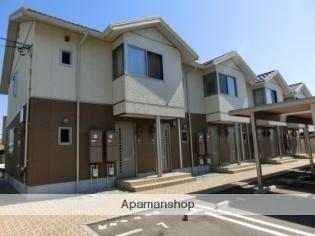 富山県富山市、東新庄駅徒歩20分の築7年 2階建の賃貸アパート